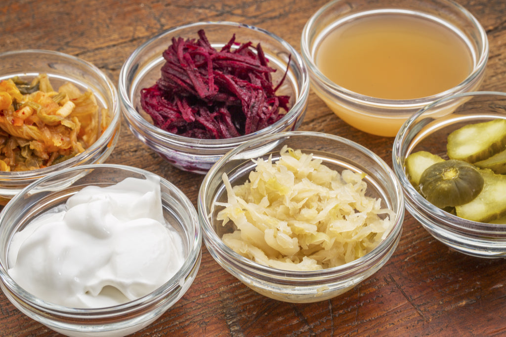 A Shortcut to Better Health: Eating Fermented Foods
