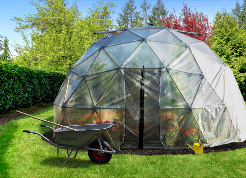 DIY Gardening - Grow Your Own Produce Using a Greenhouse