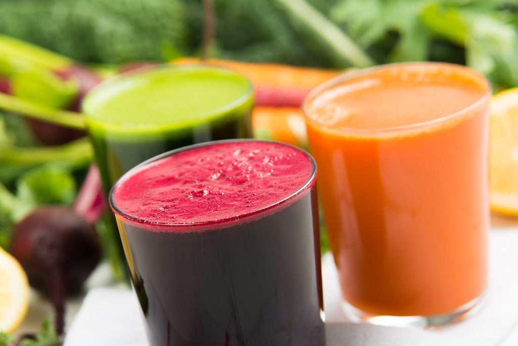 Juicing for Healing – Raw Juice as Vital Part in Cancer Therapy