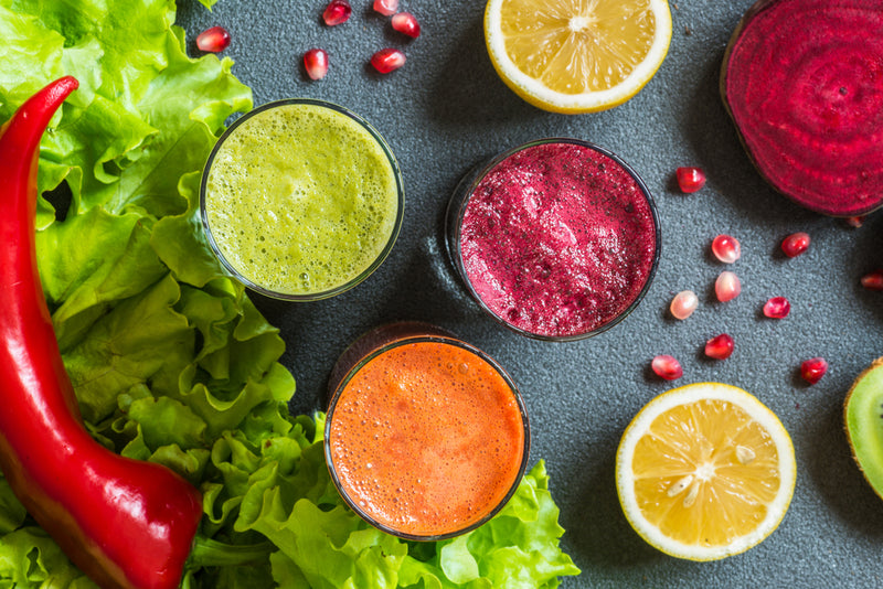 5 Juice Shots To Boost Your Health