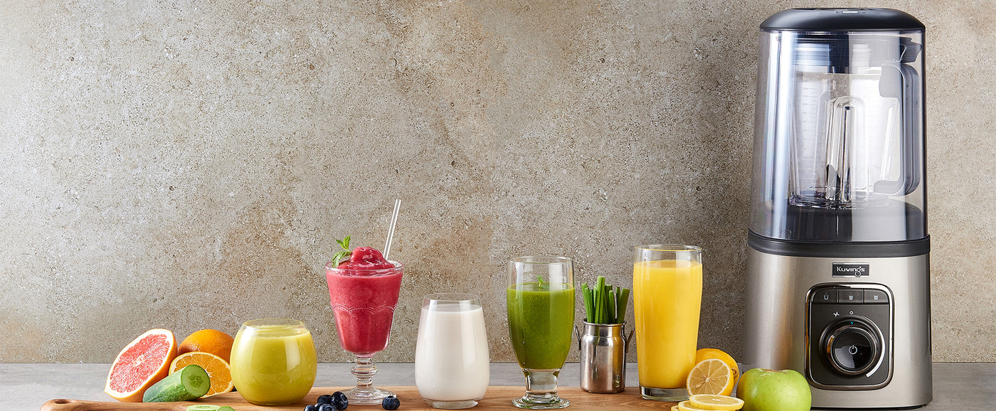 Kuvings Juicers & Blenders