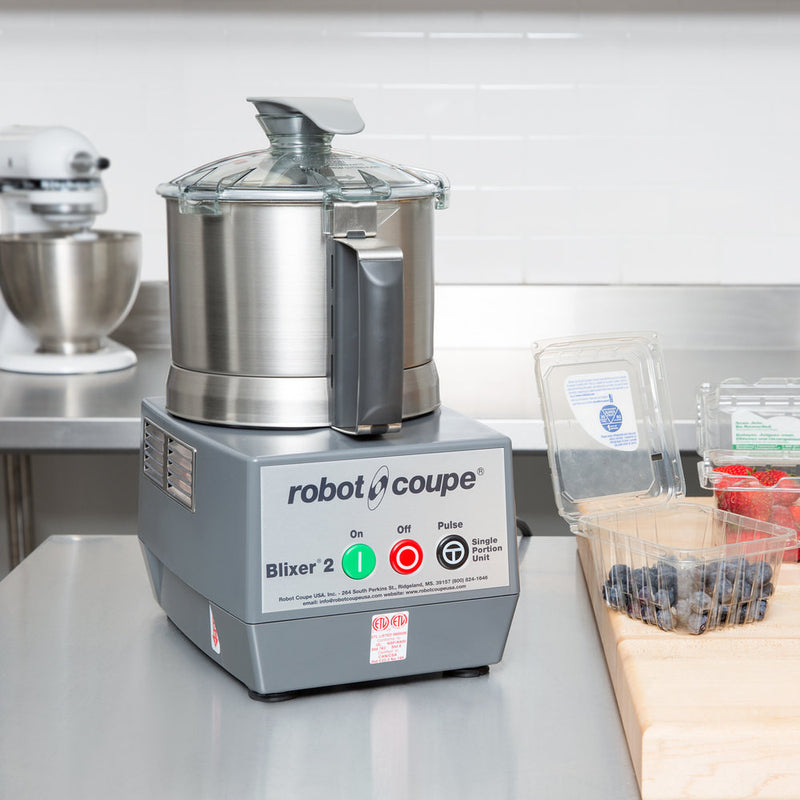 Robot Coupe Food Processor - BLIXER 2
