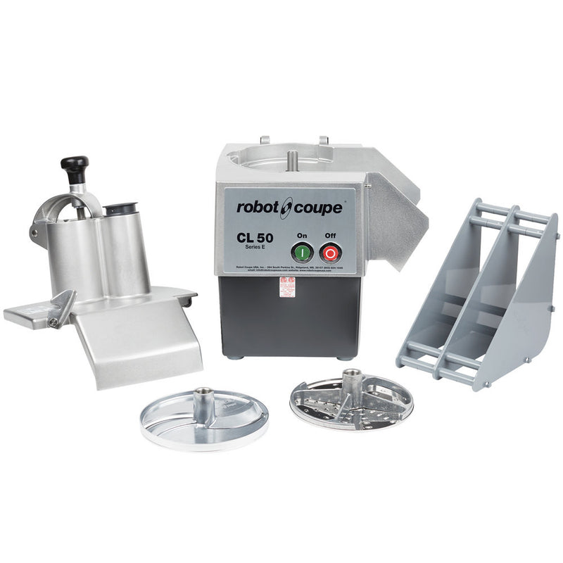 Robot Coupe Continuous Feed Food Processor - CL50E