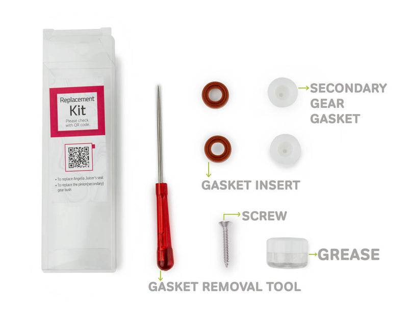 Angel Juicer Gasket Replacement Kit