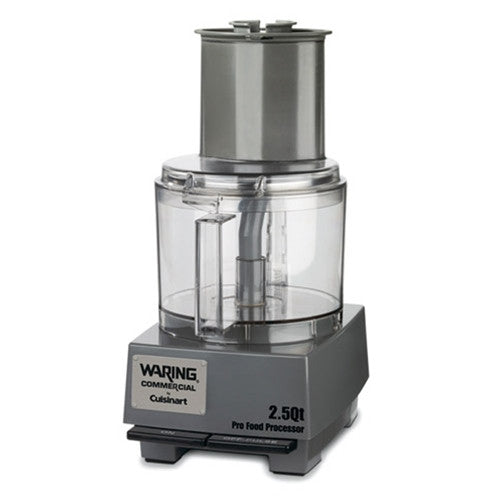 Waring Food Processor with LiquiLock Seal System