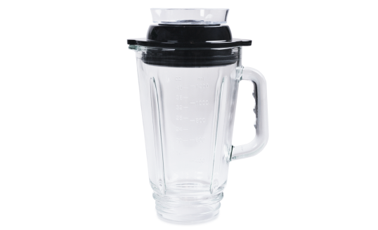Tribest Glass Blender 42 oz. Glass Container with Vacuum Lid