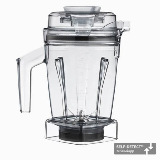 Vitamix Ascent 48 Oz SELF-DETECT Dry Grains Jar