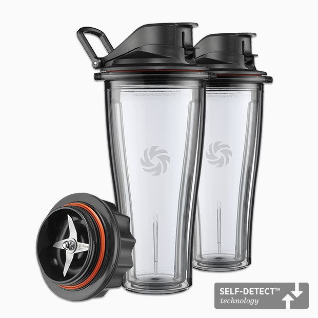 Vitamix Ascent 20 Oz Blending Cup Starter Kit
