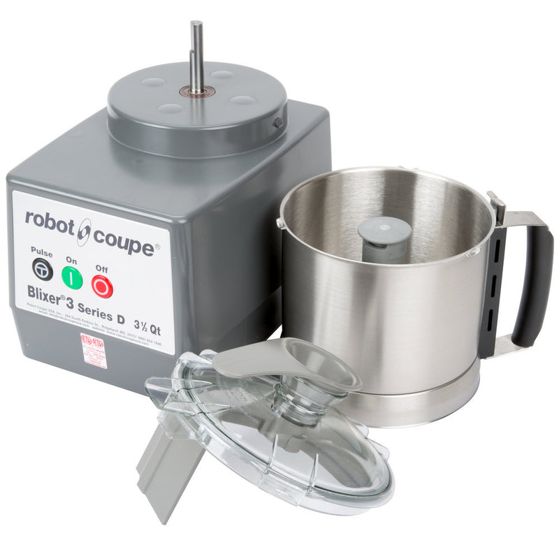 Robot Coupe Food Processor - BLIXER 3