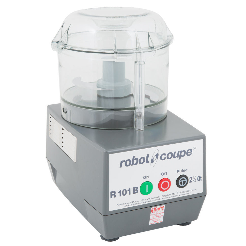 Robot Coupe Food Processor - R101BCLR