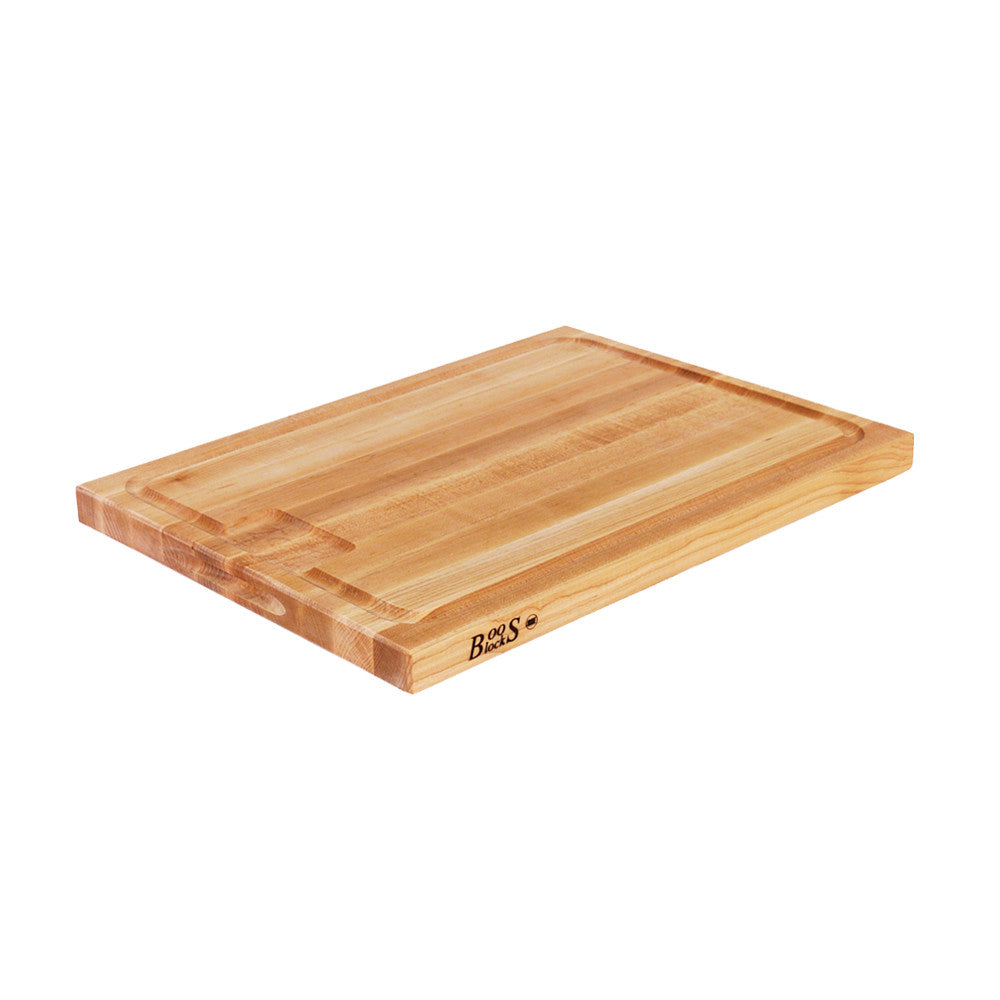 "John Boos® Aujus Board, Maple, 24"" x 18"" x 1.5"""