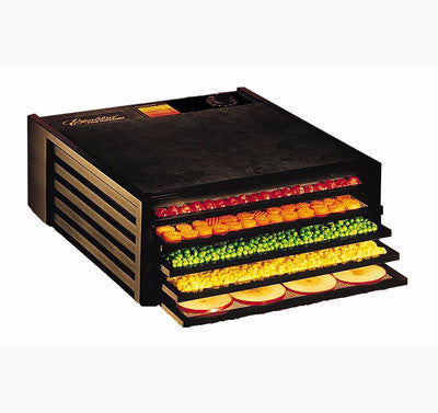 Excalibur 3500 Heavy Duty Dehydrator Black