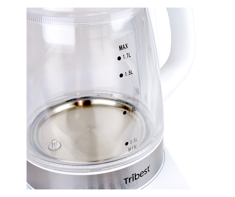 Tribest Raw Electric Glass Kettle
