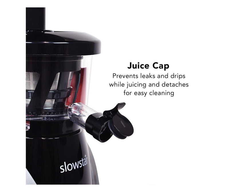 Tribest SlowStar Vertical Cold Press Juicer