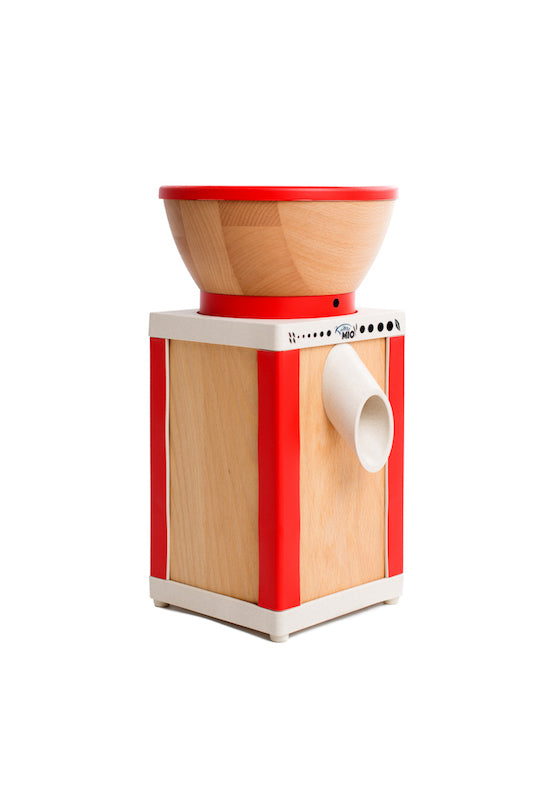 Komo Mio Grain Mill - Red