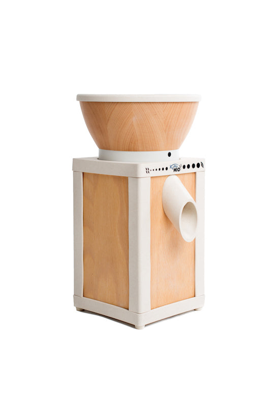 Komo Mio Grain Mill - White