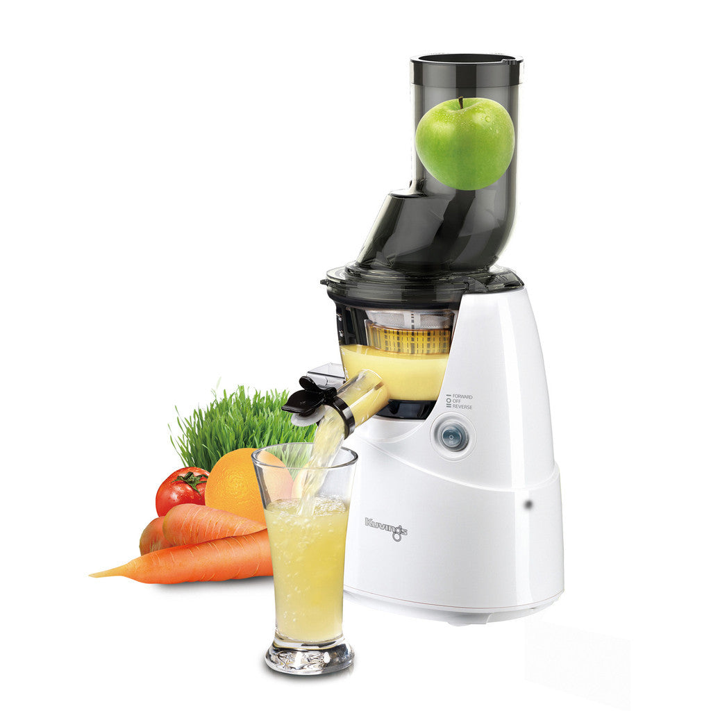 Kuvings Whole Slow Juicer B6000s Reviews : Kuvings Whole Juicer B6000S Juicerville
