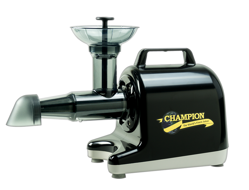 Champion 4000 Juicer - Black