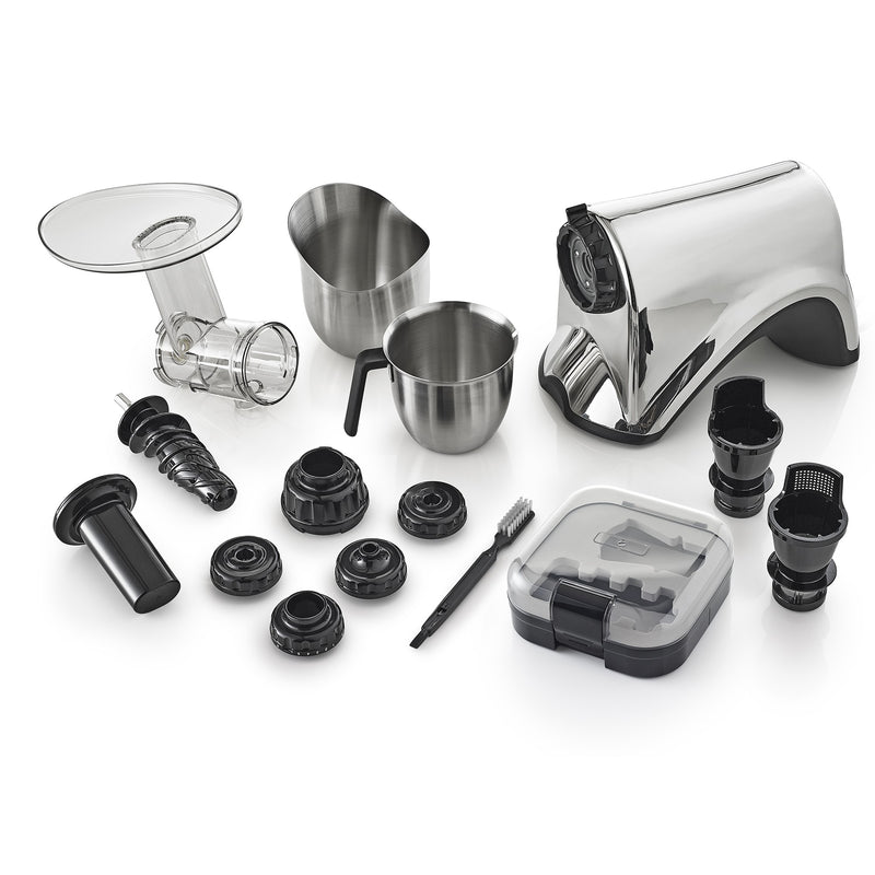 Omega NC900HDSS Stainless Steel Juicer