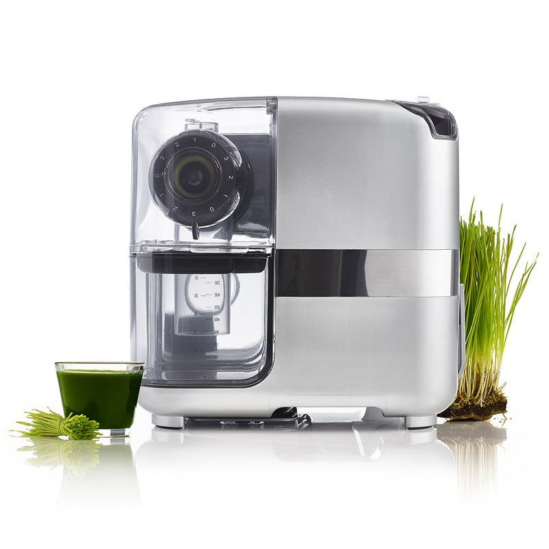 CUBE 300S Juicer & Nutrition System SILVER