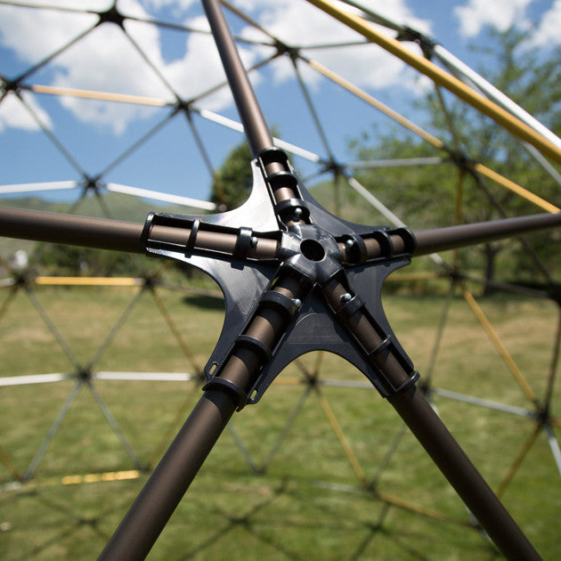 Garden Right Geodesic Greenhouse Frame