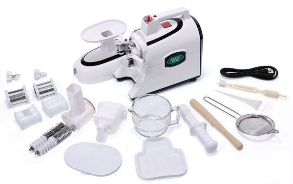 Green Star Elite Juicer Parts