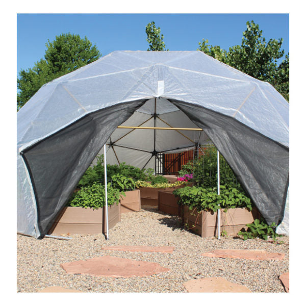 Garden Right Geodesic Greenhouse - 16 Feet