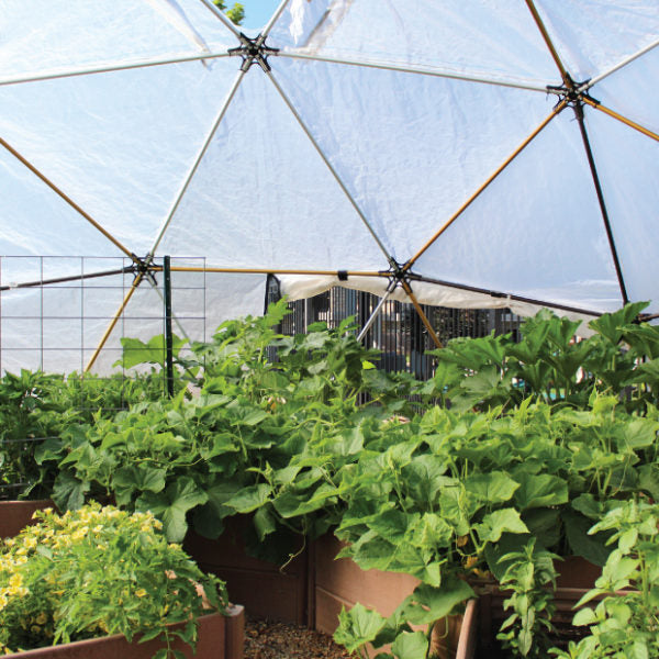 Harvest Right Geodesic Greenhouse - 16 Feet - 202 Sq. Ft.