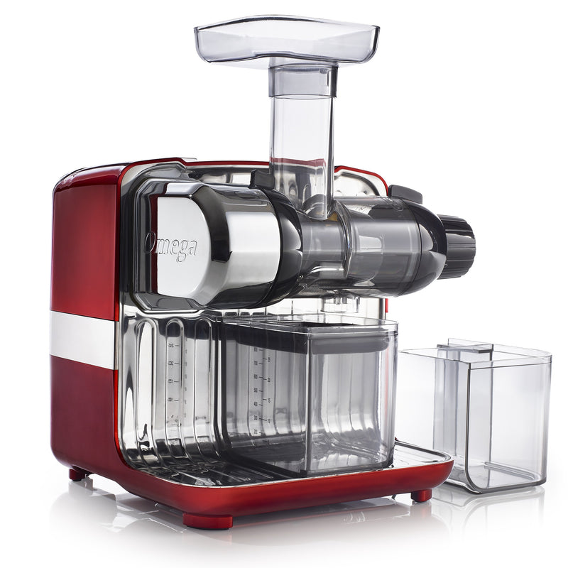 CUBE 300R Juicer & Nutrition System RED