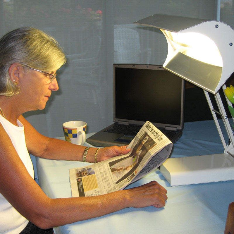 Litebook Elite Sad Light Therapy Lamp for S.A.D ...