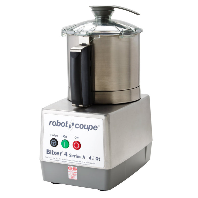 Robot Coupe Food Processor - BLIXER 4