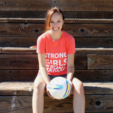 Activyst Strong Girls Tee