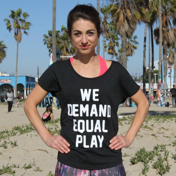 We Demand Equal Play