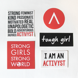 Activyst Sticker 3-Pack