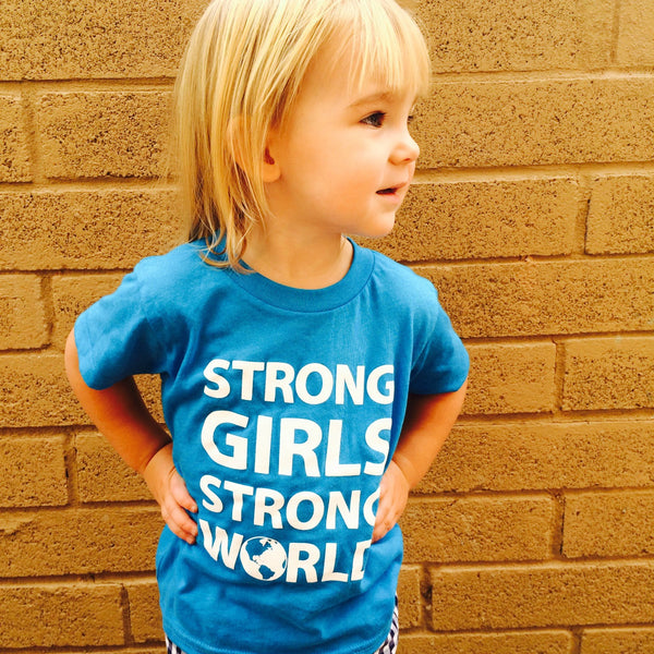 Little Activyst Strong Girls Tee