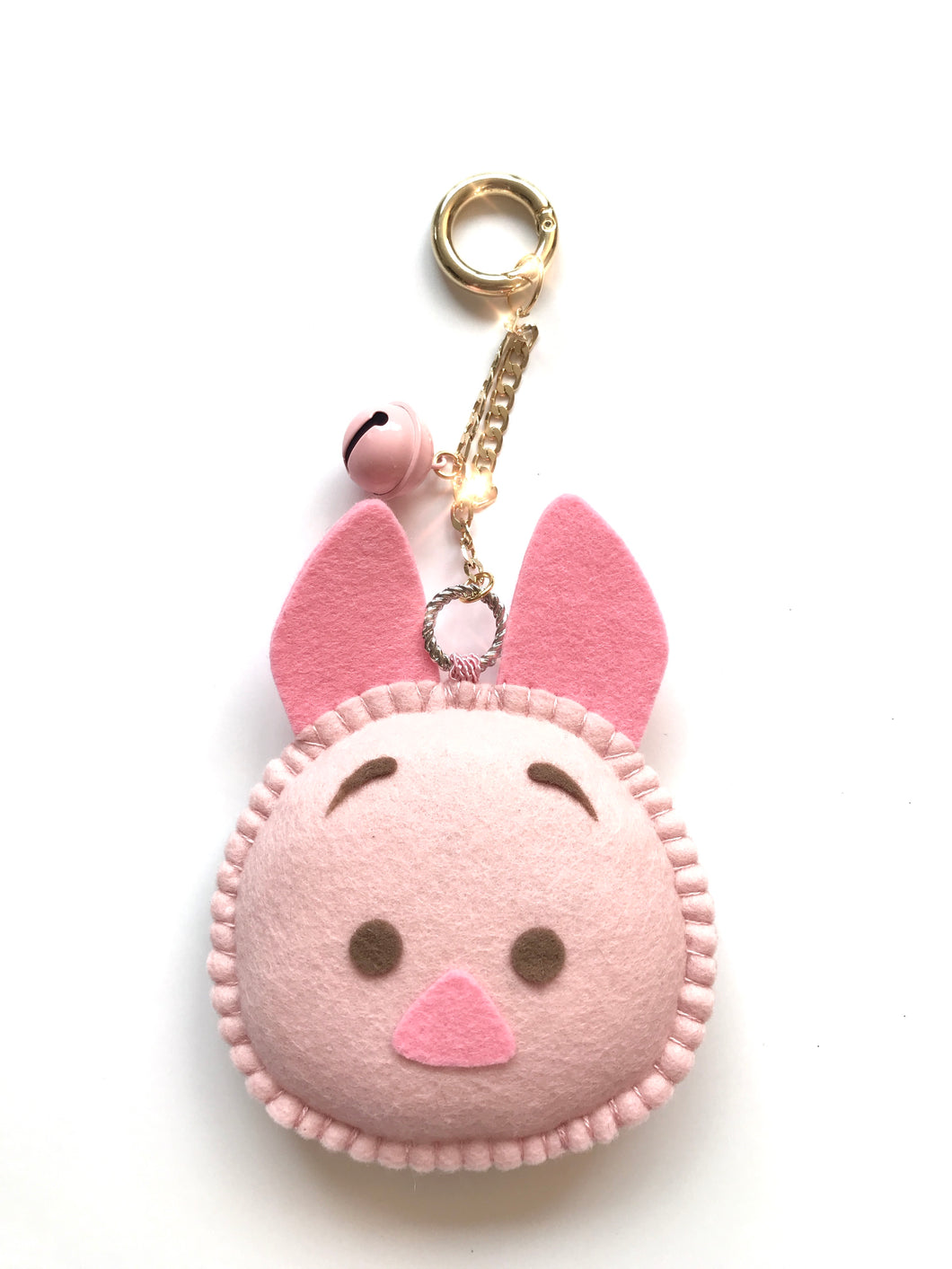 JAN17: PREORDER PIGLET BAG CHARMS