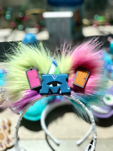 FUZZY SULLEY