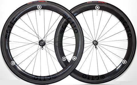 Professional RACING TUBULAR WHEELSET