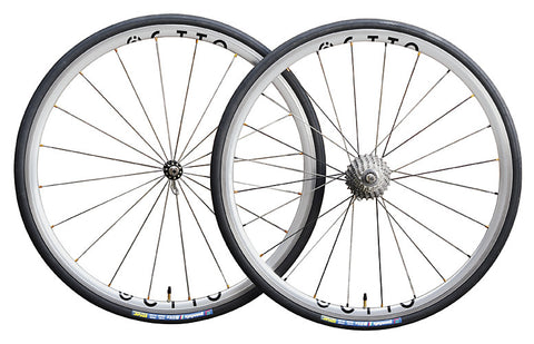 Professional RACING CLINCHER WHEELSET (WH-01)