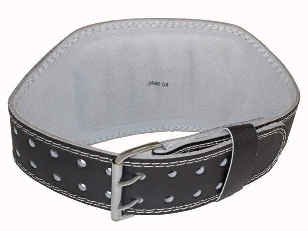 Grizzly Fitness Pacesetter Padded Pro Weight Belt for Men and Women