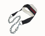 Grizzly Fitness Premium Nylon Weight Training Head Harness for Men and Women (One-Size)