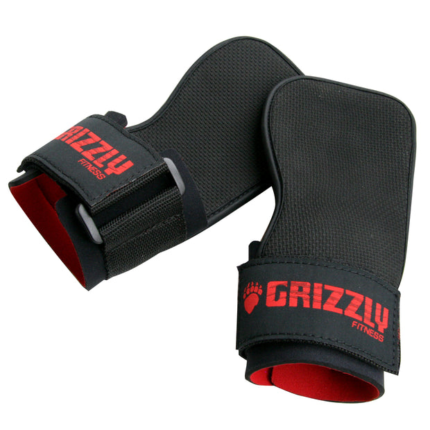 Grizzly Grabbers front image