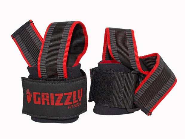 Grizzly Fitness PowerWeight TrainingWrist Wraps For Men And WomenSold In