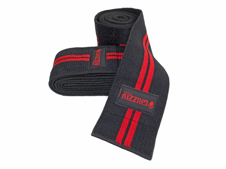 Power Lifting Knee Wraps
