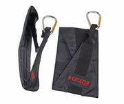 Grizzly Fitness Deluxe Hanging Ab Straps (One Size Pair)