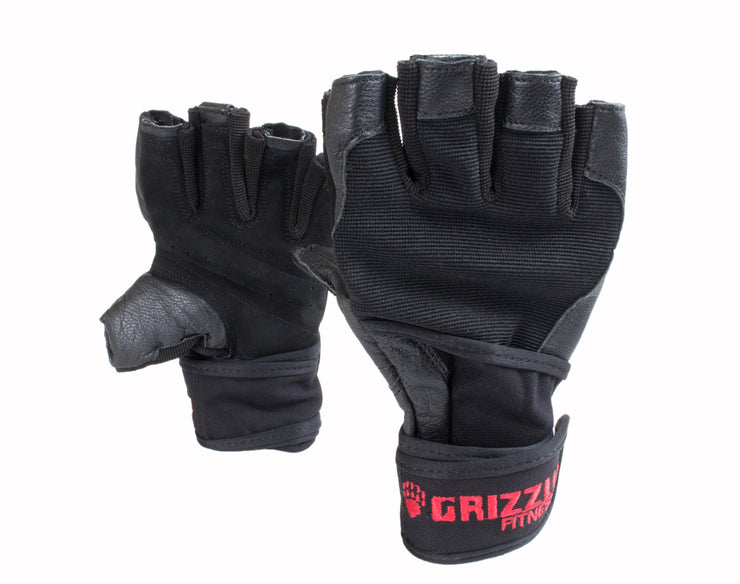 Nytro Wrist Wrap Gloves