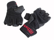 Nytro Wrist Wrap Lifting and Training Gloves | Fit Men or Women | Extra Durable and Flexible