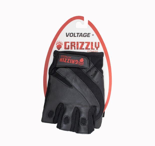 Voltage Lifting and Training Gloves | Men and Women Sizes | Extra Durable and Flexible