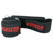 "Grizzly Fitness 2"" Supreme Grip Bar Collars (One-Size Pair)"