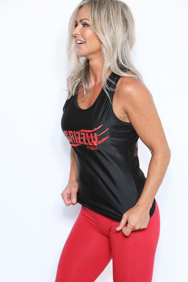 Grizzly Workout Tank Tops